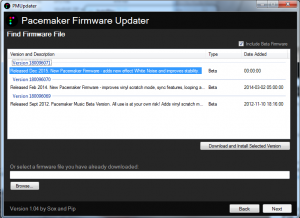 1_install from PMUpdater